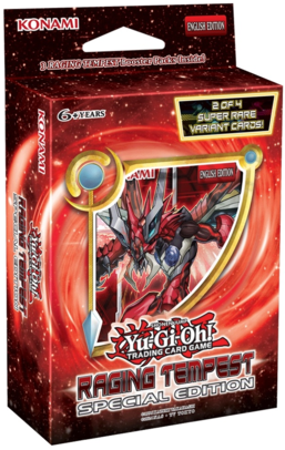 Raging Tempest: Special Edition