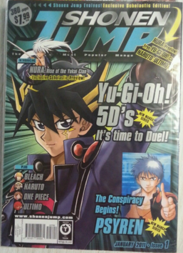 Shonen Jump Scholastic Edition Vol. 9, Issue 1