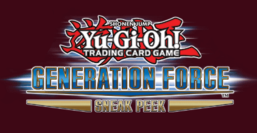 Generation Force Sneak Peek Participation Card