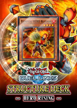 Structure Deck: HERO Rising