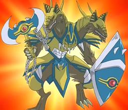 Two-Headed Jackal Warrior