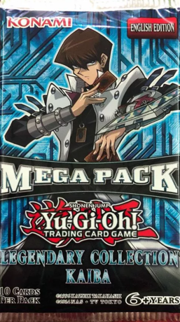 Legendary Collection Kaiba Mega Pack