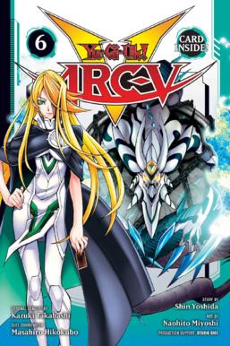 Yu-Gi-Oh! ARC-V Volume 6 promotional card - Yugipedia - Yu