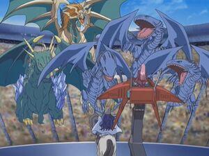 Yu-Gi-Oh! - Episode 195