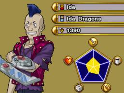 Ida, in Over the Nexus