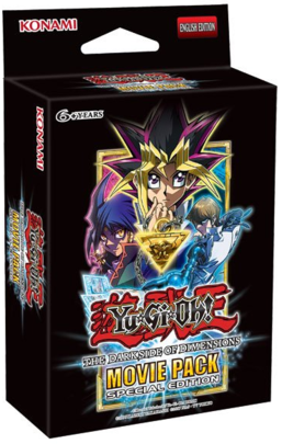 Yu-Gi-Oh! The Dark Side of Dimensions Movie Pack Special Edition