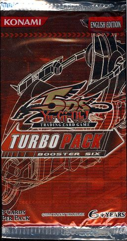 Turbo Pack: Booster Six