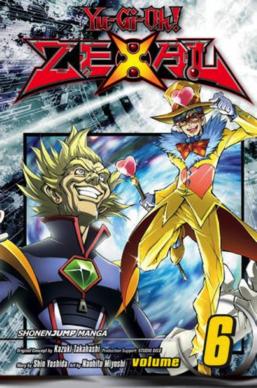 Yu-Gi-Oh! ZEXAL Volume 6
