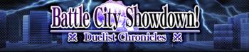Duelist Chronicles: Battle City Showdown!
