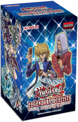 Legendary Duelists: Season 1
