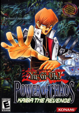 Yu-Gi-Oh! Power of Chaos: Kaiba the Revenge promotional cards