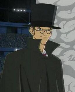 Mr. Shroud