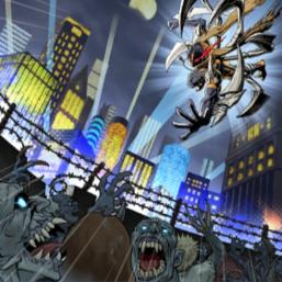 """Revendread Slayer"" and ""Vendread Revenants"" in the artwork of ""Vendread Nights"""