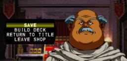 Card shop owner