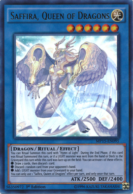Saffira, Queen of Dragons