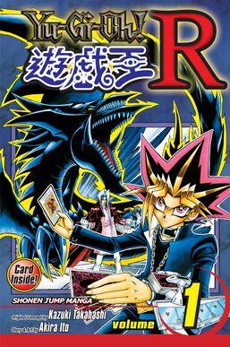 Yu-Gi-Oh! R Volume 1