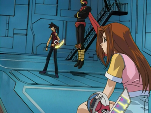 Yu-Gi-Oh! - Episode 107