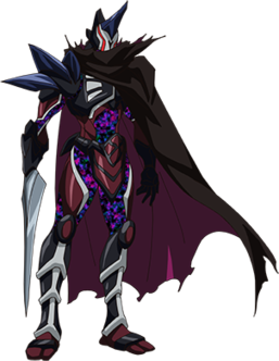 """Codebreaker Virus Swordsman"""