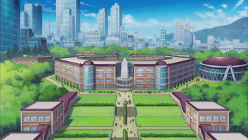 Den City High School