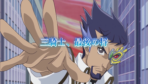 Yu-Gi-Oh! VRAINS - Episode 028