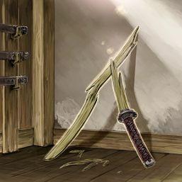 """""""Broken Bamboo Sword"""""""