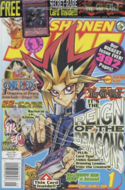 Shonen Jump Vol. 4, Issue 1