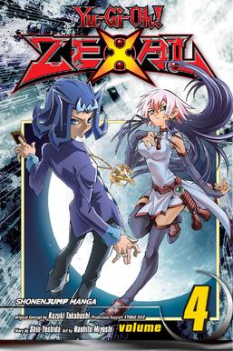 Yu-Gi-Oh! ZEXAL Volume 4