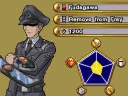 Fudagawa, in Over the Nexus