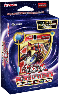 Secrets of Eternity: Super Edition