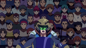 Once again, Shinji gathers the support of the Commons.