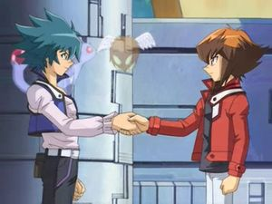 Yu-Gi-Oh! GX - Episode 106