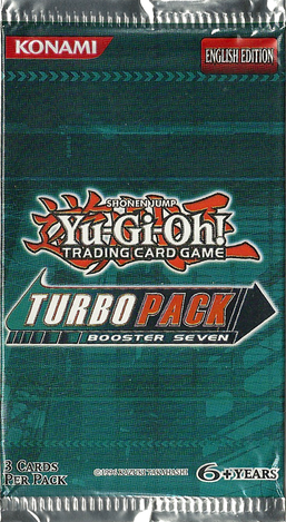 Turbo Pack: Booster Seven
