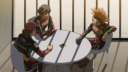 Crow's team