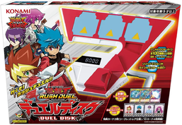 Yu-Gi-Oh! Rush Duel Duel Disk