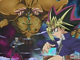 Yami Yugi and Seeker's Duel