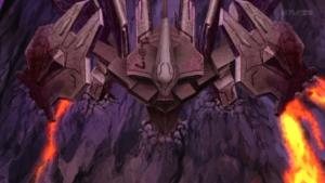 """Tachyon Dragon"" equipped to ""Chaos Atlandis""."
