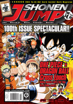 Shonen Jump Vol. 9, Issue 4