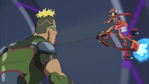 Yu-Gi-Oh! VRAINS - Episode 052