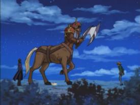 Joey Wheeler and Seto Kaiba's Duelist Kingdom Duel