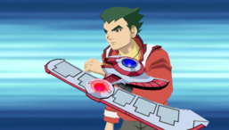 Joshua, in Tag Force 1-3