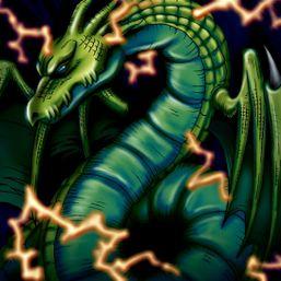 "The original ""Thunder Dragon"""