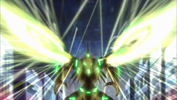 """""""Topologic Bomber Dragon"""" activates its special ability."""