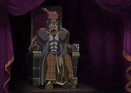 Zeman the Ape King