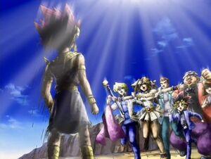 Yu-Gi-Oh! - Episode 208