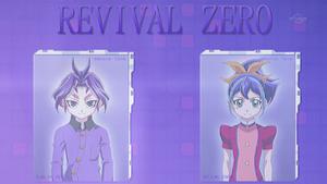 Yuri and Celina part of Revival Zero