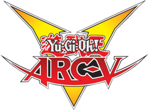 The English ARC-Ⅴ logo.