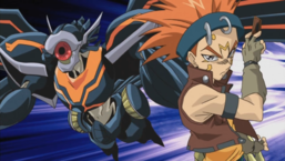 "Crow, alongside ""Blackwing Armor Master""."