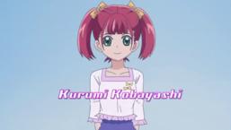 Kurumi Kobayashi