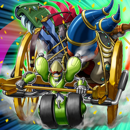 """""""Soulshield Wall"""", """"Soulclaw"""", """"Soulpiercer"""" and """"Soulhorns"""" in the artwork of """"Superheavy Samurai Wagon"""""""
