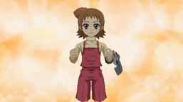 Edith, in Tag Force 4